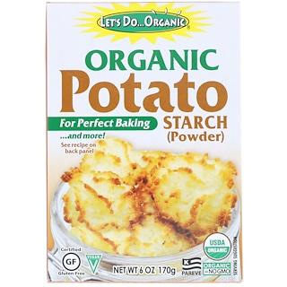 Edward & Sons, Let's Do Organic, Organic Potato Starch, 6 oz (170 g)