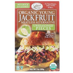 Эдвард энд Санс, Organic Young Jackfruit, Unseasoned Pieces, 7 oz (200 g) отзывы покупателей