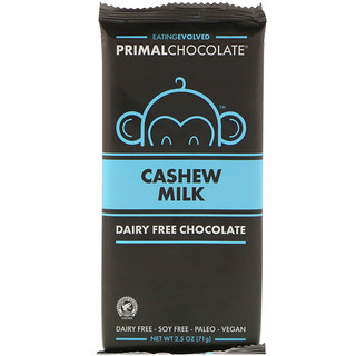 Eating Evolved, Primal Chocolate, Cashew Milk, 2.5 oz (71 g)