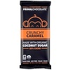Eating Evolved, PrimalChocolate, Crunchy Caramel 85% Cacao, 2.5 oz (71 g)
