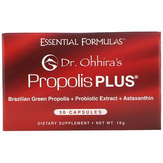 Dr. Ohhira's, Propolis Plus، 30 كبسولة