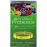 Пробиотики, оригинальная рецептура, 60капсул - фото