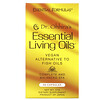 Dr. Ohhira's, Essential Living Oils, 60 Capsules