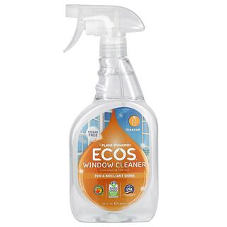 Earth Friendly Products, Ecos, Window Cleaner, 22 fl oz (650 ml)