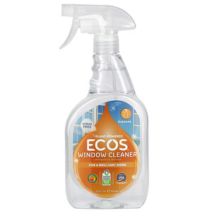 Earth Friendly Products, Ecos, Window Cleaner, 22 fl oz (650 ml)'