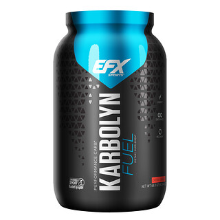 EFX Sports, Karbolyn Fuel, Cherry Limeade, 68.8 oz (1950 g)
