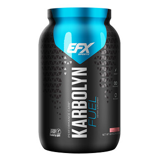 EFX Sports, Karbolyn Fuel, Strawberry Kiwi, 68.8 oz (1950 g)