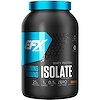 EFX Sports, Training Ground, Whey Protein Isolate, Chocolate, 2.4 lbs (1089 g) (Discontinued Item)