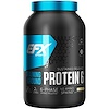EFX Sports, Training Ground, Protein 6, Vanilla, 2.4 lbs (1089 g)