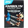 EFX Sports, Karbolyn Energy Bar, Cookies & Cream, 12 Bars, 2.12 (60 g) Each