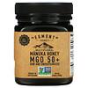 Egmont Honey, Multifloral Manuka Honey, Raw And Unpasteurized, 50+ MGO, 8.82 oz (250 g)