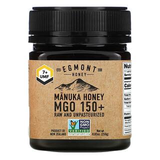 Egmont Honey, Manuka Honey, Raw And Unpasteurized, MGO 150+, 8.82 oz (250 g)