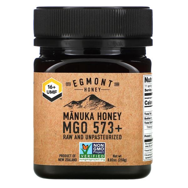 Manuka Honey, Raw And Unpasteurized, 573+ MGO, 8.82 oz (250 g)