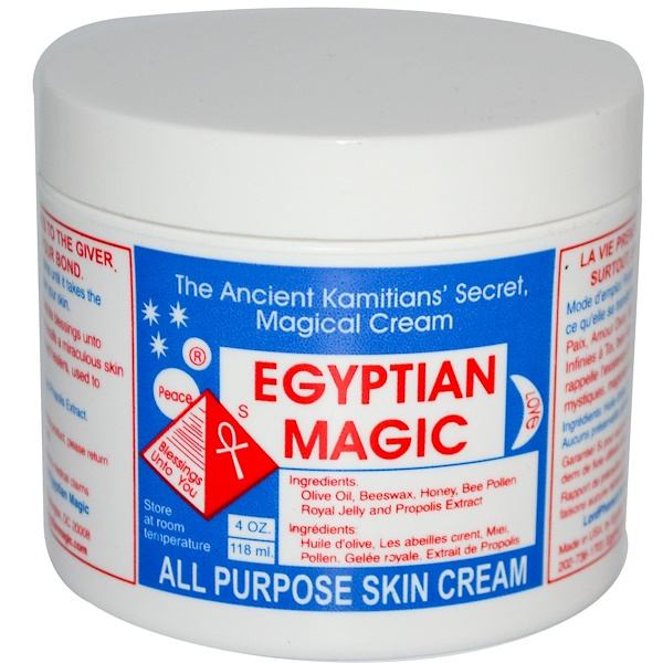 Egyptian Magic, All Purpose Skin Cream, 4 oz (118 ml) (Discontinued Item)