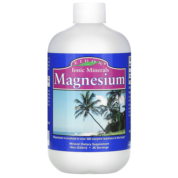 Magnesium, 18 oz (533 ml)