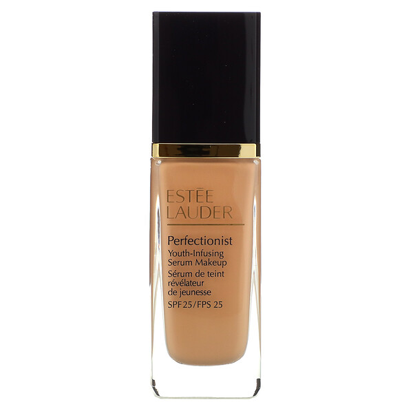 Estee Lauder, Perfectionist, Youth-Infusing, Serum Makeup, SPF 25, 3W1 Tawny, 1 fl oz (30 ml)