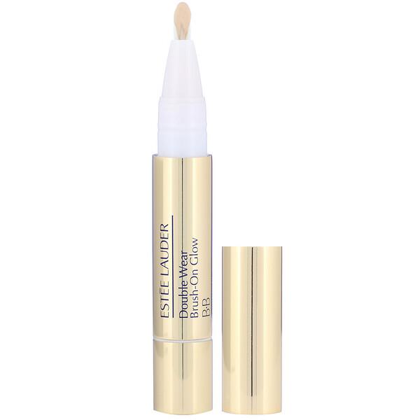 Estee Lauder, Double Wear, Brush-On Glow BB Highlighter, 3C Medium,  .07 fl oz (2.2 ml)