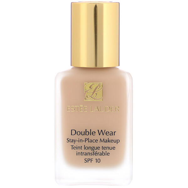 Double Wear, Stay-In-Place Makeup, SPF 10, 2C2 Pale Almond, 1 fl oz (30 ml)