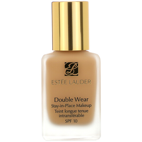 Estee Lauder, Double Wear, Stay-In-Place Makeup, SPF 10, 3N1 Ivory Beige, 1 fl oz (30 ml) (Discontinued Item)