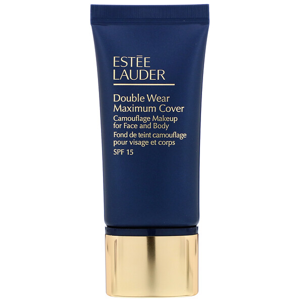 Double Wear, Maximum Cover, SPF 15, 1N3 Creamy Vanilla, 1 fl oz (30 ml)