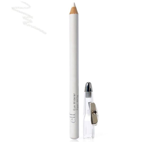 E.L.F. Cosmetics, Eye Widener Pencil, White, 0.04 oz (1.0 g) (Discontinued Item)