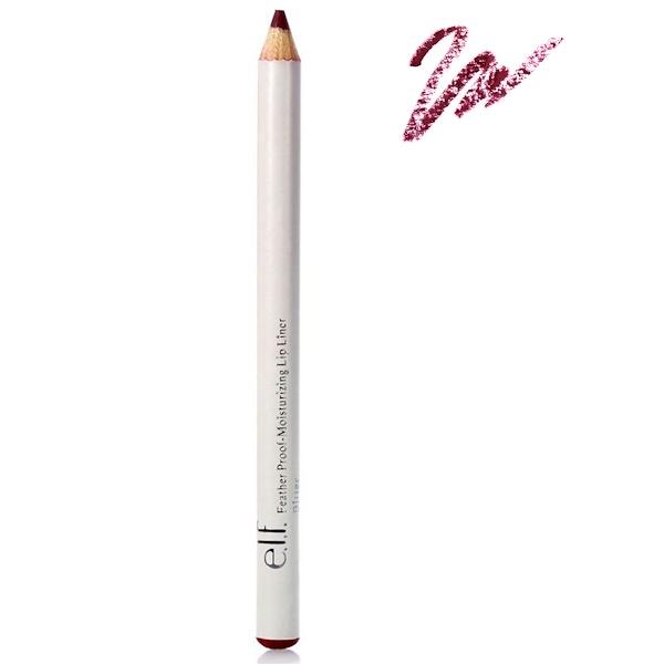 E.L.F., Long-Wear Lipliner Pencil with Sharpener, Bitter, 0.04 oz (1.0 g) (Discontinued Item)