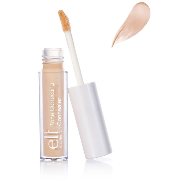 E.L.F., Tone Correcting Concealer, Beige, 0.08 oz (2.3 g) (Discontinued Item)