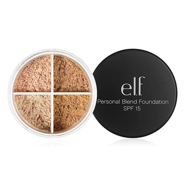 E.L.F. Cosmetics, Personal Blend Foundation, SPF 15, Light, 0.28 oz (8 g) (Discontinued Item)