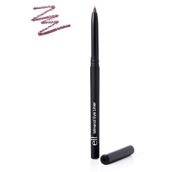 E.L.F., Mineral Eye Liner, Metallic Purple, .0074 oz (.21 g) (Discontinued Item)