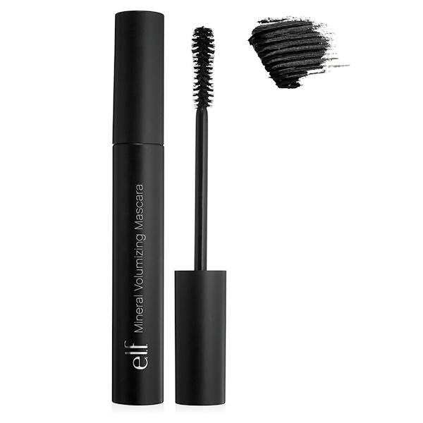 E.L.F., Mineral Volumizing Mascara, Jet Black, 0.23 oz (6.5 g) (Discontinued Item)