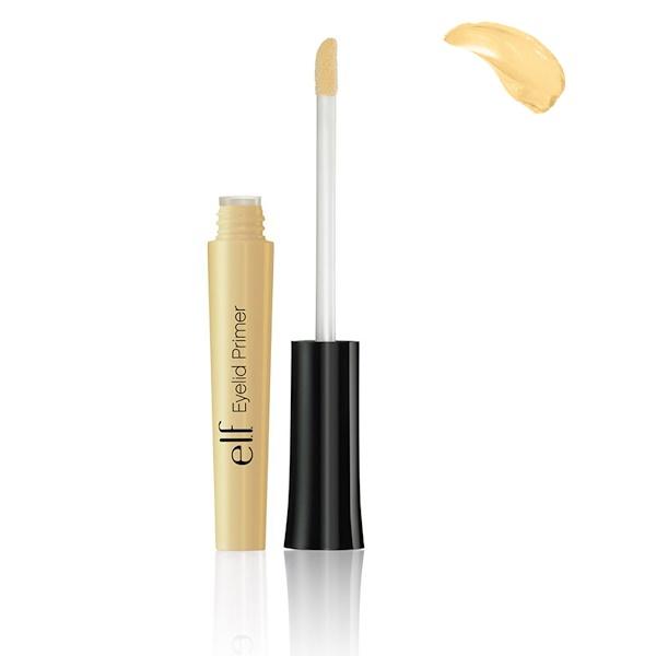 E.L.F. Cosmetics, Eyelid Primer, Golden, 0.17 fl oz (5 ml) (Discontinued Item)