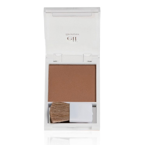 E.L.F., Bronzer with Brush, Bronzed, 0.21 oz (6 g) (Discontinued Item)