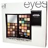 E.L.F. Cosmetics, Little Black Beauty Book - Warm Edition, 1.10 oz (31.2 g) (Discontinued Item)