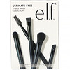 E.L.F., Ultimate Eyes Kit, 5 Piece Brush Collection
