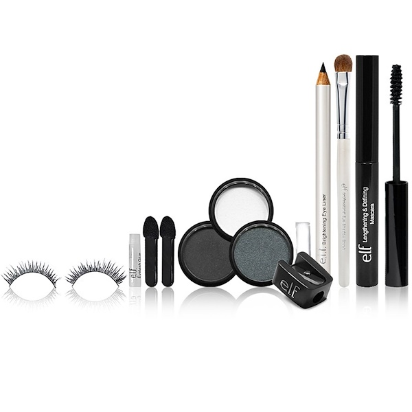 E.L.F. Cosmetics, Ultimate Look, Smoky, 11 Piece Set (Discontinued Item)