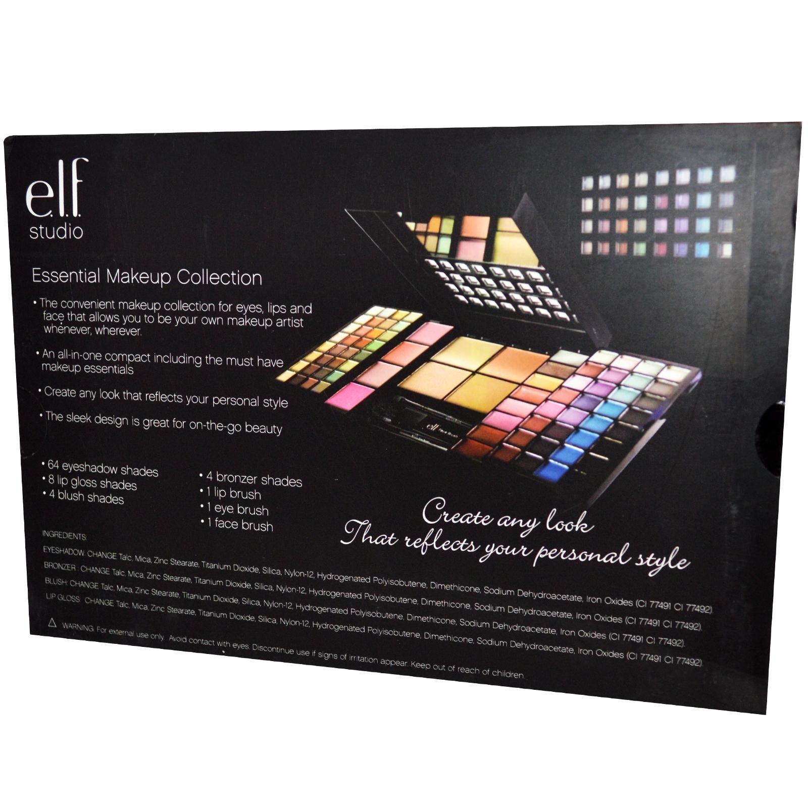 E L F Studio Essential Makeup