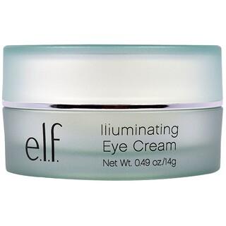E.L.F. Cosmetics, Illuminating Eye Cream, 0.49 oz (14 g)