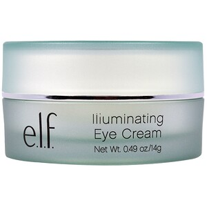 ЕЛФ Косметикс, Illuminating Eye Cream, 0.49 oz (14 g) отзывы покупателей