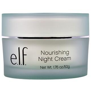 E.L.F. Cosmetics, Nourishing Night Cream, 1.76 oz (50 g)