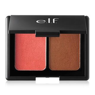 E.L.F. Cosmetics, Aqua-Infused Blush & Bronzer, Bronzed Peach, 0.29 oz (8.5 g)