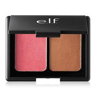 E.L.F. Cosmetics, Aqua-Infused Blush & Bronzer, Bronzed Pink Beige, 0.29 oz (8.5 g)