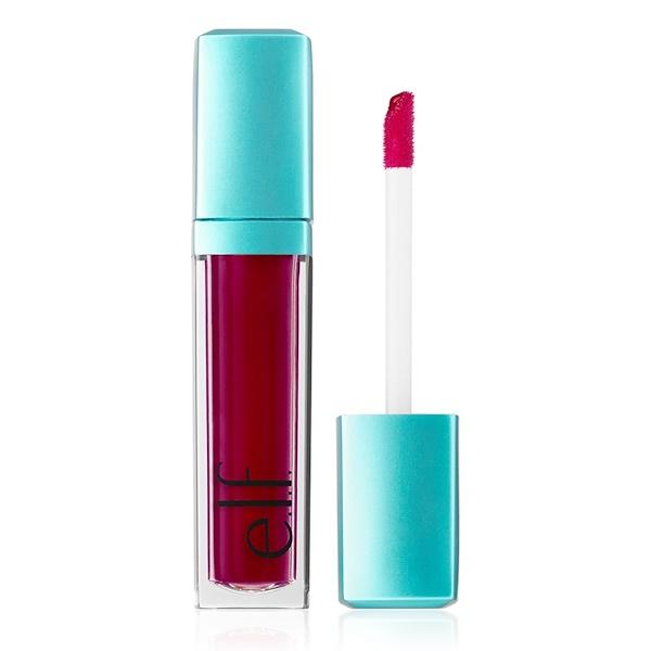 E.L.F., Aqua Beauty, Radiant Gel Lip Tint, Dewy Berry, 0.20 fl oz (6 ml) (Discontinued Item)