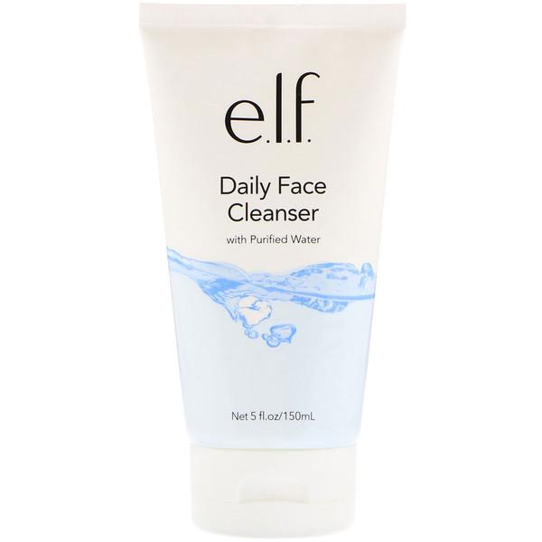 E.L.F. Cosmetics, Daily Face Cleanser, 5 fl oz, (150 ml)