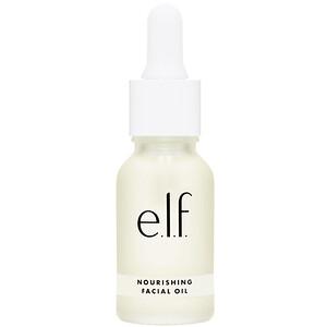 ЕЛФ Косметикс, Facial Oil, Nourishing,  0.51 fl oz (15 ml) отзывы