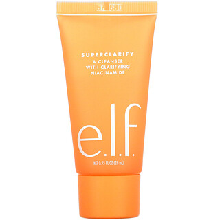 E.L.F., Superclarify Cleanser, 0.95 fl oz (28 ml)