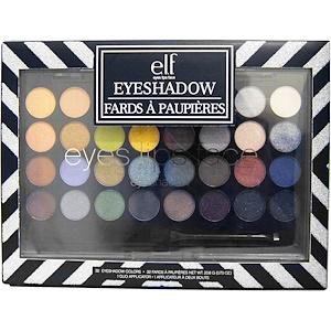 ЕЛФ Косметикс, 33 Piece Eyeshadow Palette, 0.73 oz (20.8 g) отзывы покупателей
