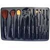 E.L.F. Cosmetics, Tools, Brush Set, 10 Pieces (Discontinued Item)