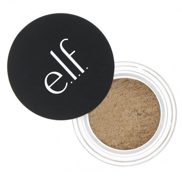 E.L.F., Long-Lasting Lustrous Eyeshadow, Toast, 0.11 oz (3.0 g) (Discontinued Item)