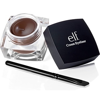 E.L.F. Cosmetics, Studio Cream Eyeliner, Coffee, 0.17 oz (4.7 g)