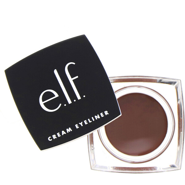 E.L.F., Cream Eyeliner, Coffee, 0.17 oz (4.7 g) (Discontinued Item)